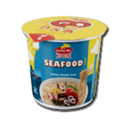 Lucky Me Seafood Instant Noodle Soup 40g
