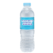 Natures Spring Drinking Water 350ml