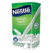 Nestle Fresh Milk 1L