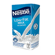 Nestle Low Fat Milk 1L