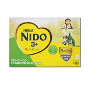 Nido 3 Plus Pre School Powdered Milk 1.6kg