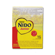 Nido Junior 1 To 3 Years Old 700g