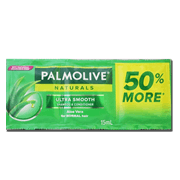 Palmolive Naturals Shampoo Ultra Smooth 15ml 6s