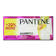 Pantene Shampoo Hair Fall Control 4ml By 3 12s