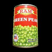 Ram Green Peas 450g