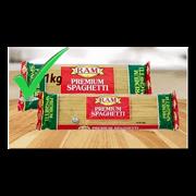 Ram Premium Spaghetti Pasta 1kg