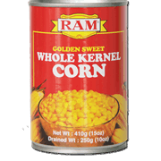 Ram Whole Kernel Corn 410g