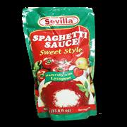 Sevilla Spaghetti Sauce Sweet Style 1kg