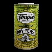 Temple Dry Peas 155g