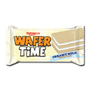 Wafertime Creamy Milk 20s