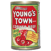 Youngs Town Corned Beef 150g