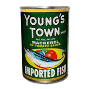 Youngs Town Sardines Green 155g