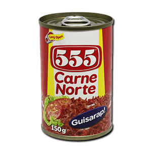 555 Carne Norte 150g