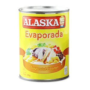 Alaska Evaporada Milk 370ml