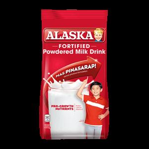 Alaska Fortified Powdered Milk Drink 450g