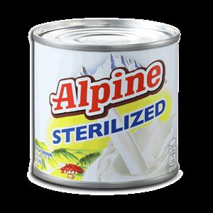 Alpine Sterilized 155ml