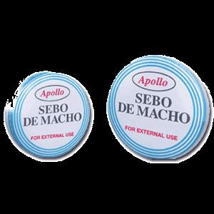 Apollo Sebo De Macho 10g