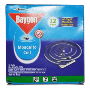 Baygon Mosquito Coil 12s
