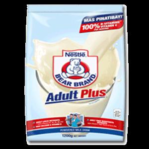 Bear Brand Adult Plus 1.2kg