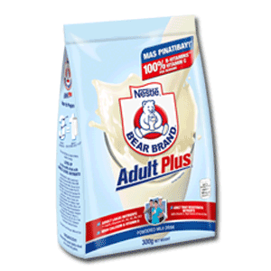 Bear Brand Adult Plus 300g