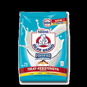 Bear Brand Fortified Milk  700g