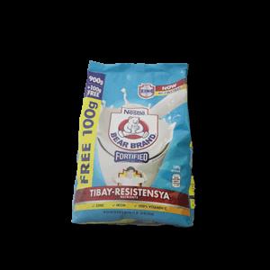 bear brand fortified powder 900g plus 100g