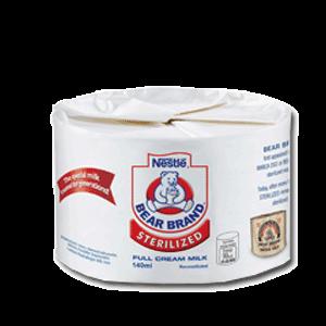 Bear Brand Sterilized 140ml