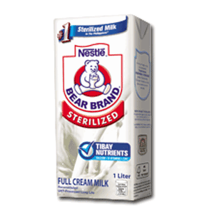 Bear Brand Sterilized 1L