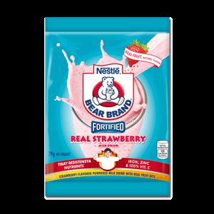 Bear Brand Strawberry Milk 29g