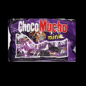 Choco Mucho Milk Chocolate Minis 20pcs