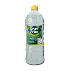 Datu Puti White Vinegar 1L