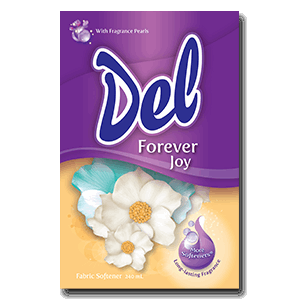 Del Fabric Conditioner Forever Joy 26ml