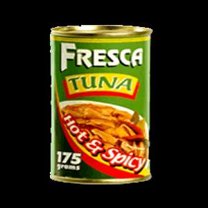 Fresca Tuna Hot And Spicy 175g