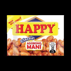 Happy Peanuts Adobong Mani 20s