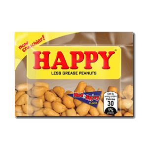 Happy Peanuts Hot And Spicy 20s