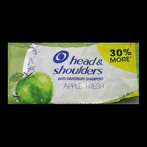 Head And Shoulders Shampoo Apple Fresh 12ml 12s