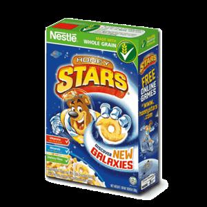 Honey Stars Cereal 300g