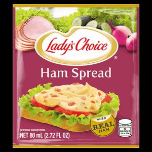 Ladies Choice Ham Spread 80ml