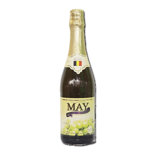 May SparkIing White Grape Juice 750ml