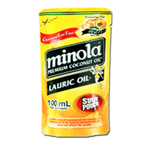 Minola Coconut Oil 100ml
