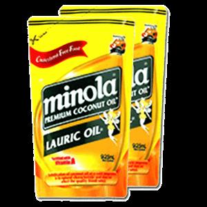 Minola Oil Twin Pack 925ml