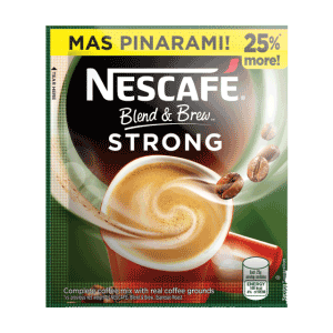 Nescafe Blend And Brew Strong 25g
