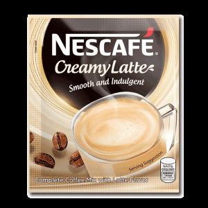Nescafe Creamy Latte 27.5g