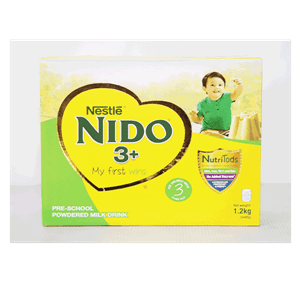 Nido 3 Plus Pre school 1.2kg