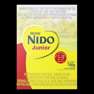 nido junior 700g