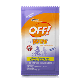 Off Lotion Kids 6ml