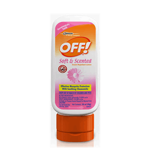 Off Lotion Soft And Scented 50ml