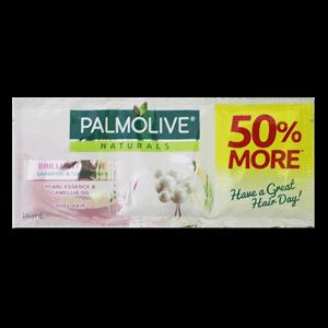 Palmolive Naturals Shampoo Brilliant Shine 15ml 12s