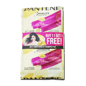 Pantene Conditioner Hair Fall Control 10ml 12s