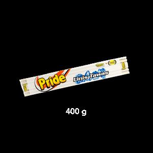 Pride Bar White 400g